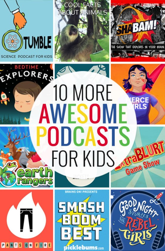 awesome-podcasts-for-kids