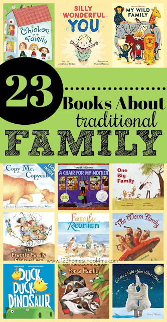 books-about-traditional-family
