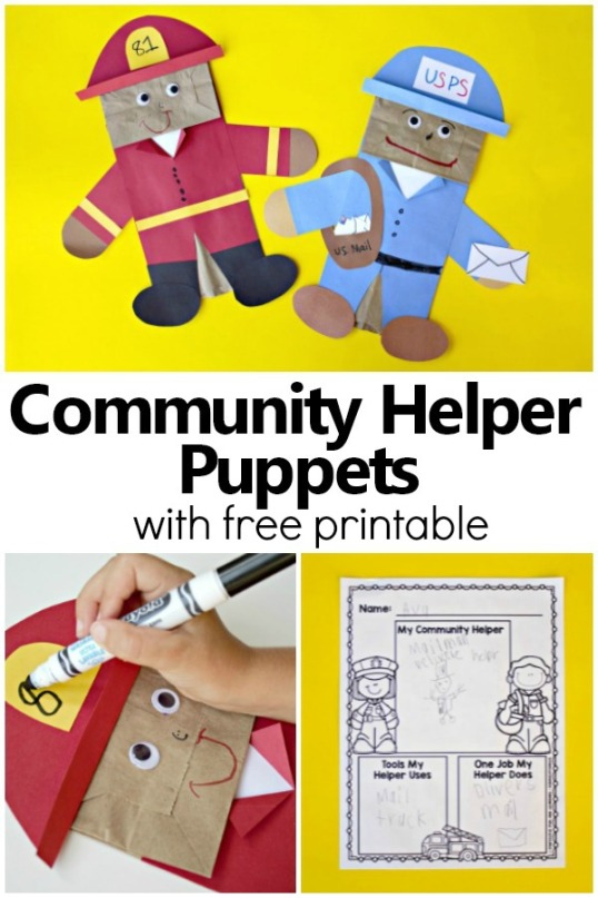 Community-Helper-Puppets