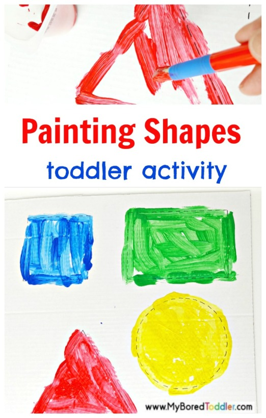 Painting-shapes-art-and-math-activity-for-toddlers