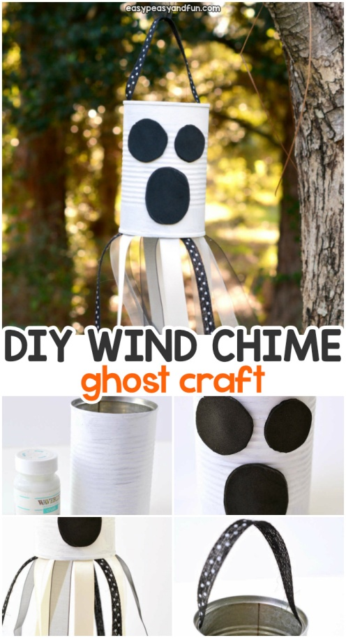 DIY-Wind-Chime-Ghost-Halloween-Craft-for-Kids