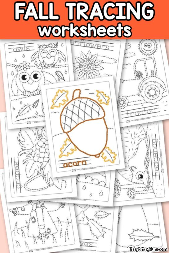 Fall-Tracing-Worksheets-for-Kids