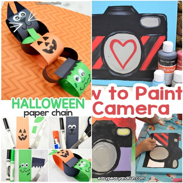 How to Paint Camera and Halloween paper chain.jpeg