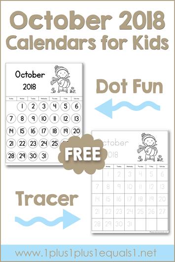 October-Printable-Calendars-for-Kids