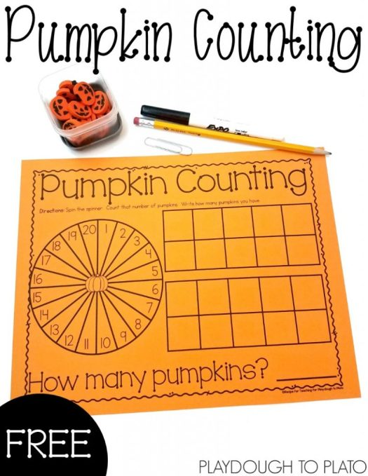 Pumpkin-counting