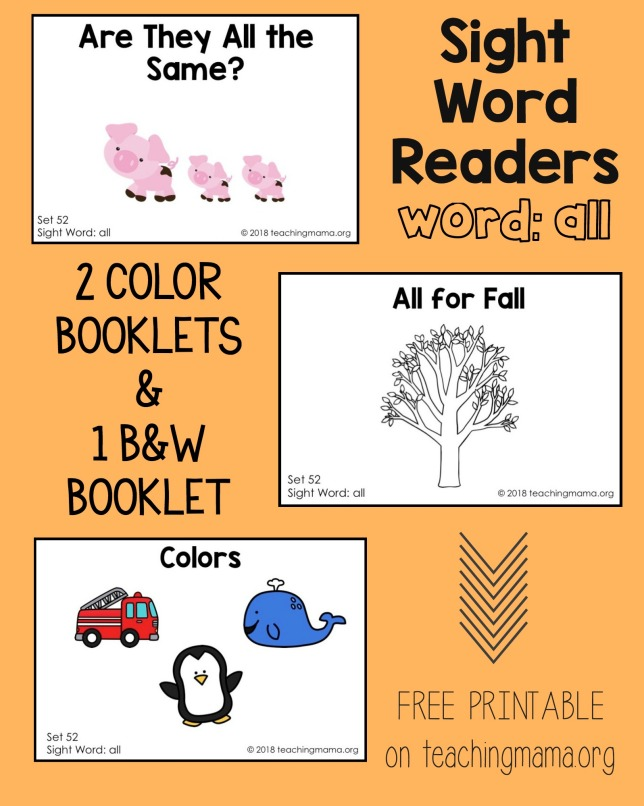 sight-word-readers-all