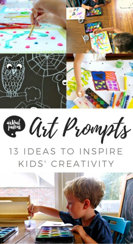 13-Art-Prompts-for-Kids-to-Foster-Creativity