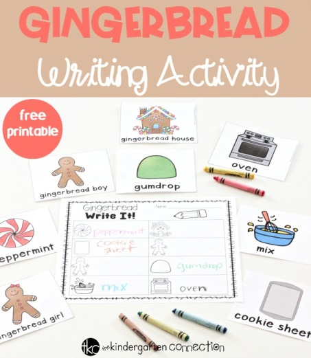 Gingerbread-Writing-Activity-FREE-printable-for-Kindergarten