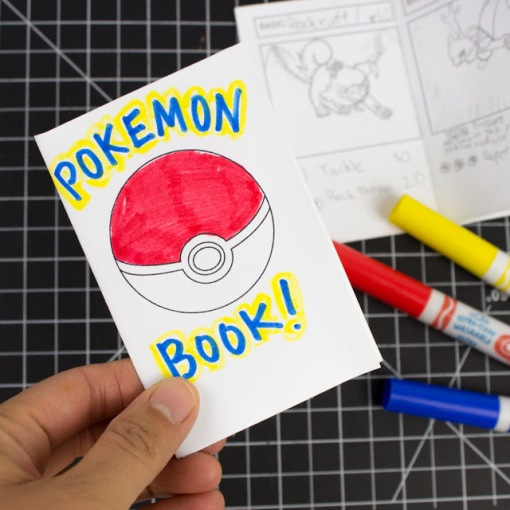 Pokemon Booklets made from 1 sheet of paper Printable.jpg