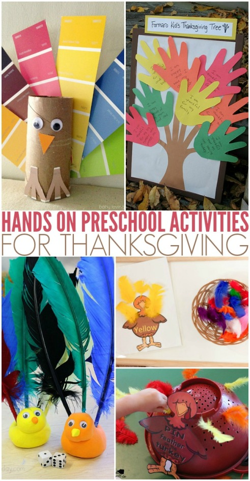 Preschool-Thanksgiving-Activities