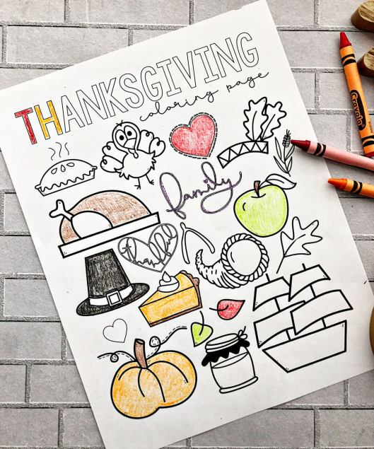 thanksgivingcoloring