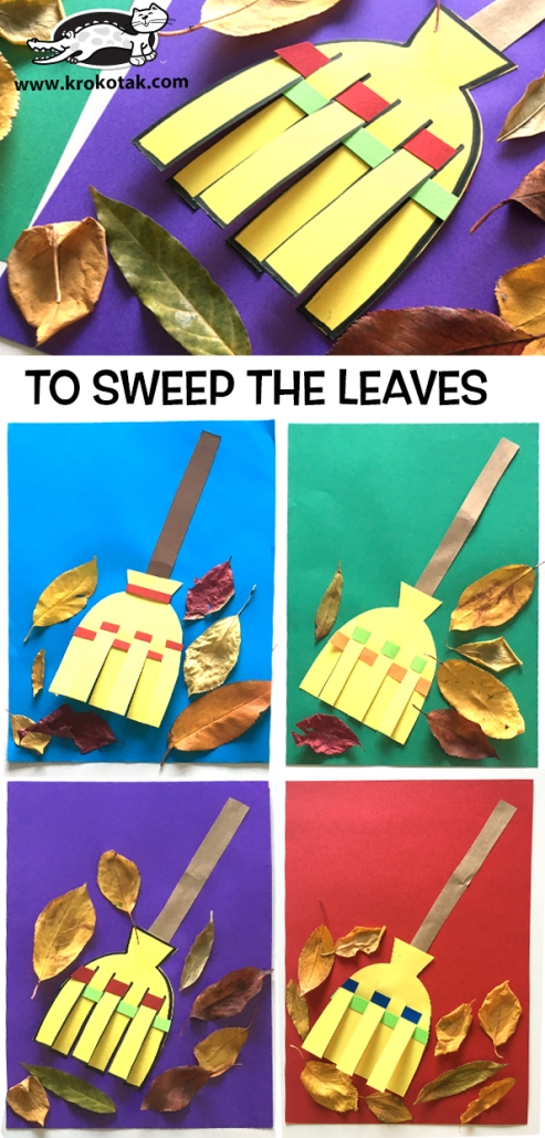 To Sweep the Leaves.jpg