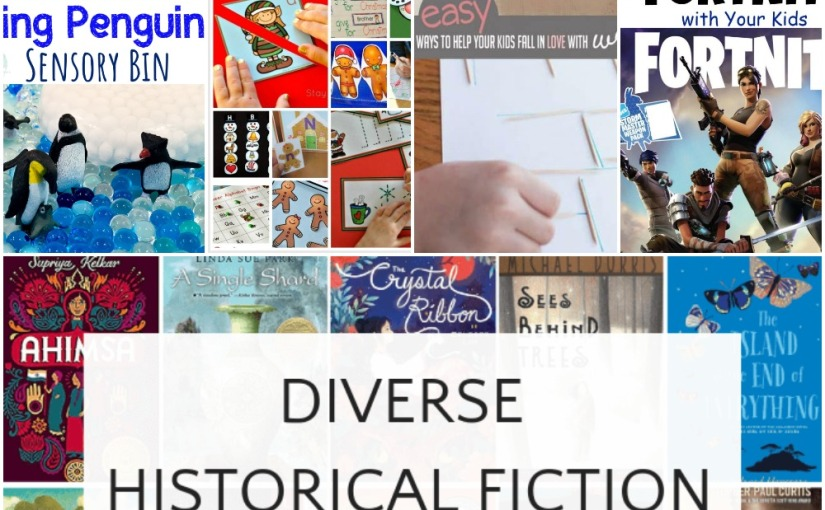 12.17 Penguin Sensory Bin, Kids and Writing, Christmas Literacy Activities, Enjoy Fortnite, Historical FictionBooks