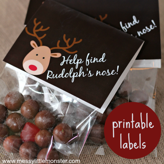 Reindeer Noses Christmas Treat Bags .png