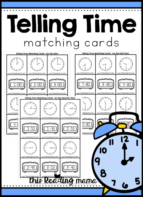 Telling-Time-Matching-Cards-This-Reading-Mama.png