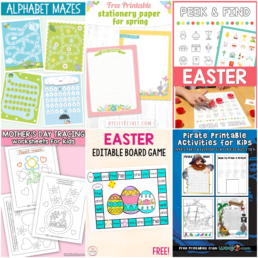 04 03 Printables Mother S Day Tracing Alphabet Mazes