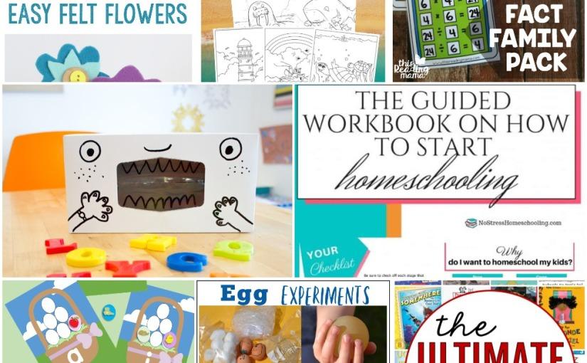 04.06 Letter Eaters, Felt Flowers, Summer Coloring Pages, Easter Egg Vowel, Multiplication, EggExperiments