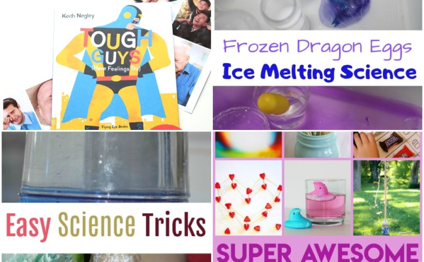 04.25 Frozen Dragon Egg Melting, Science Tricks, Candy Science Experiment, Lesson about Men's Emotions